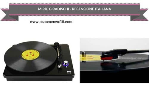 MIRIC GIRADISCHI RECENSIONE-ITALIANA