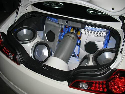 Amplificatore Automobile