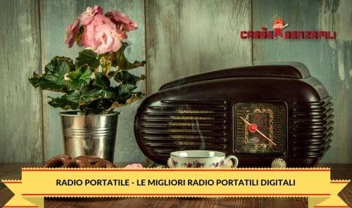 Radio Portatile - Le Migliori Radio Portatili Digitali