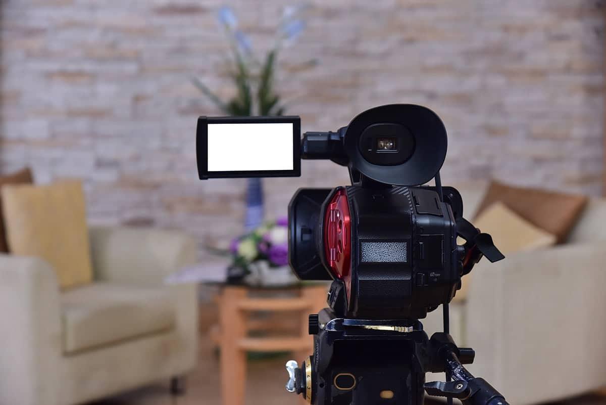 videocamere riprese tv
