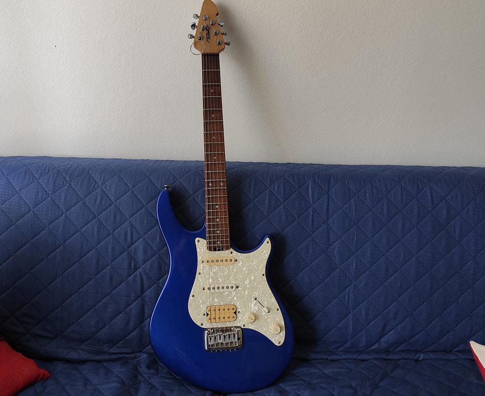 Chitarra elettrica Peavy