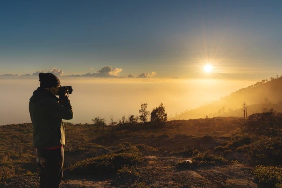 Fotografare la Montagna in Estate