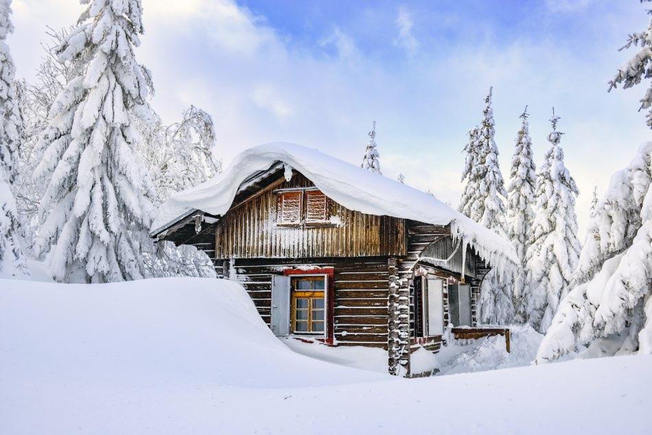 Fotografare la Montagna in Inverno