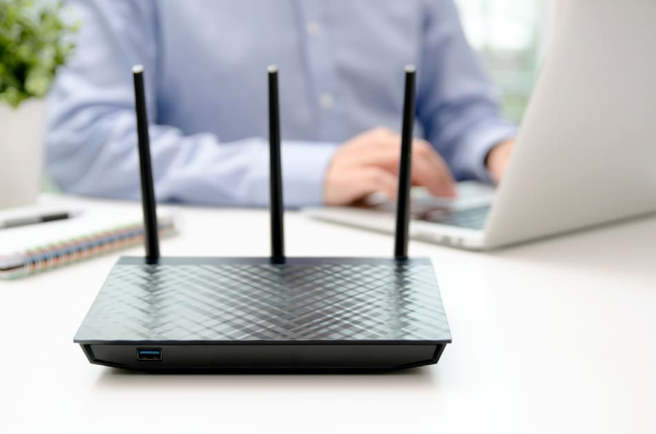 Top 4 Router Wireless