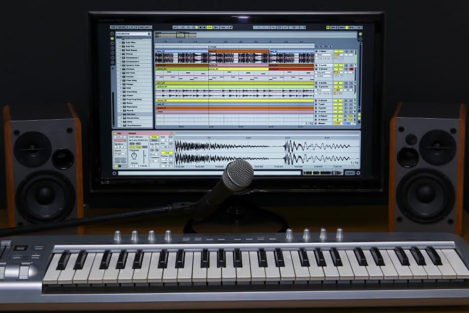 programma per registrare musica